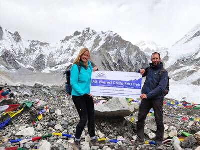 Best Time Everest Base Camp Trek