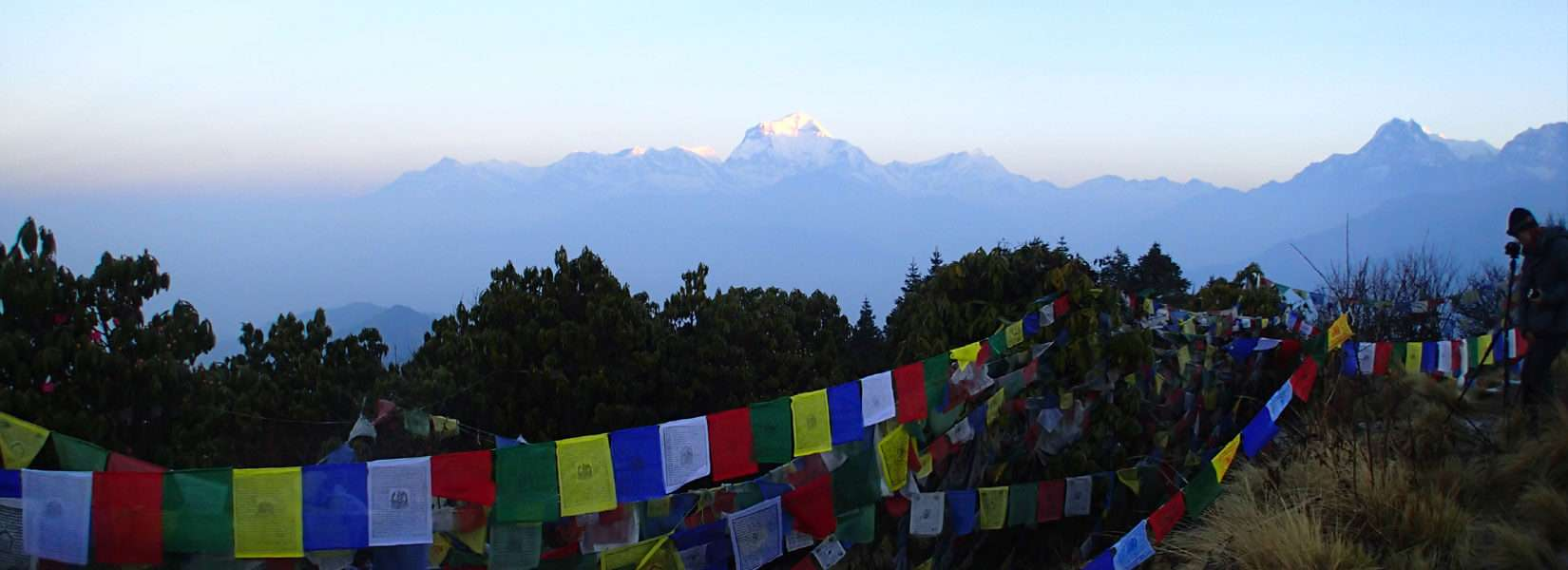 Annapurna in October