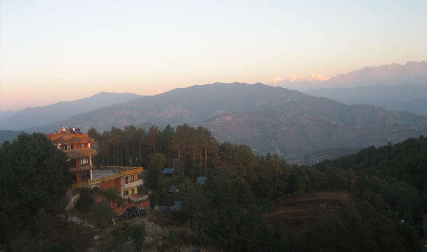 Nagarkot Dhulikhel Luxury Trek
