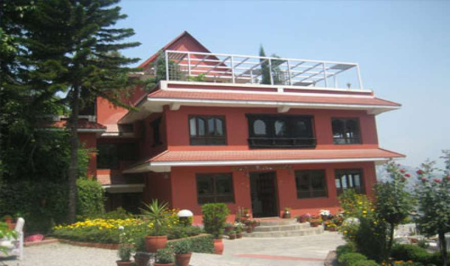 Hotel at Dhulikhel