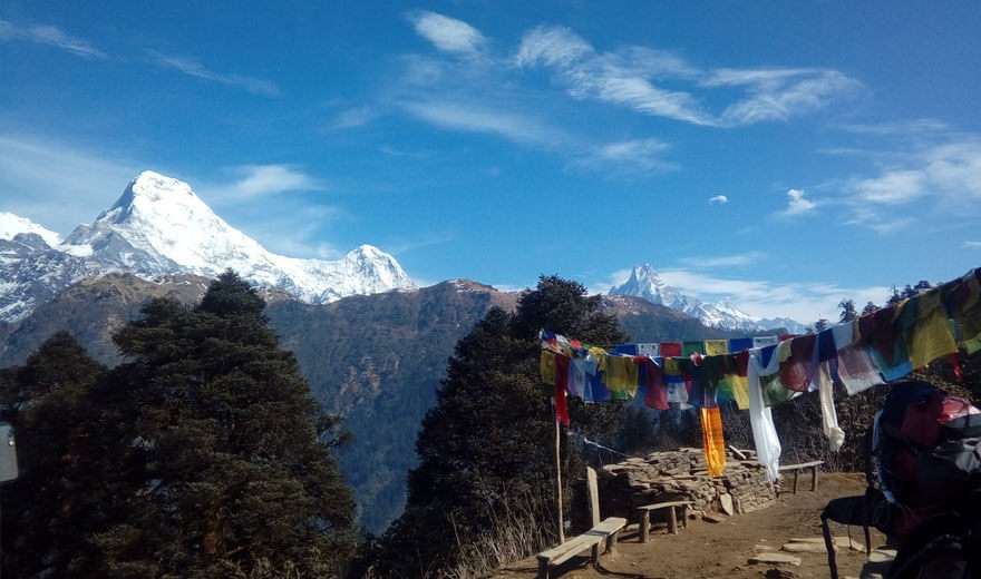 Poon Hill Trekking 2 Days