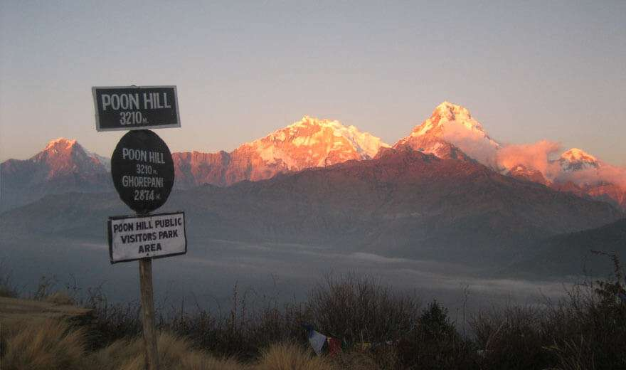 Poon Hill Trek 2 Days