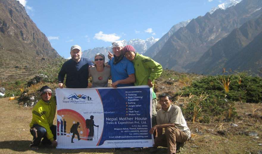 Tsum Valley Home Stay Trek