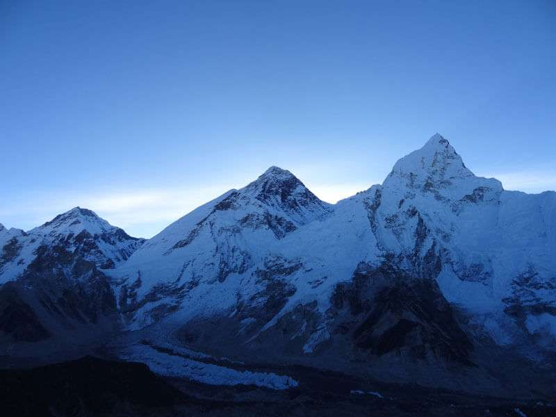 Mt. Everest from Kalapatthar