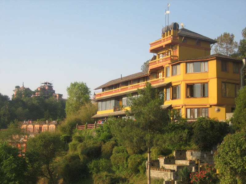 Hotel at Nagarkot