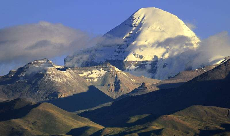 Mt. Kailash (6,638m) -Sacred Mountain