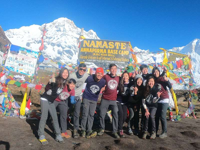 Annapurna Base Camp (4,130m)