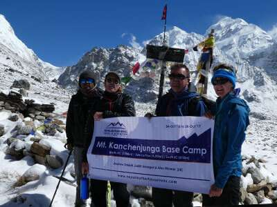 Kanchenjunga South Base Camp Trekking
