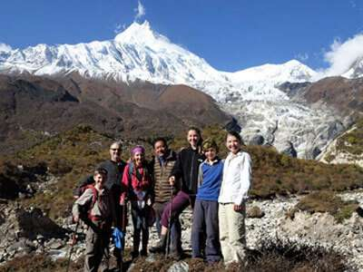 Manaslu Trek with Nar Phu Valley