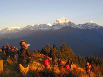 Poon Hill 2 days Trek